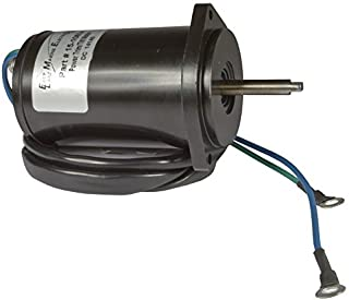 ELM Products Compatible:Yamaha Power T/T Motor 12V 2 Wire 3 Bolt Mount F50 2001-2004, F60 2002-2004, F70 2006-2015, 40TLR 2001-2006, 50TLR 2003-2009, CS3-43880-00-00, 62Y-43880-01-00, 69W-43880-09-00