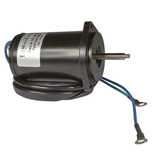 Find Bargain ELM Products Compatible:Yamaha Power T/T Motor 12V 2 Wire 3 Bolt Mount F50 2001-2004, F...