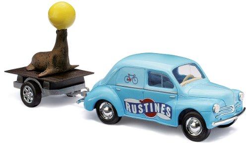 Busch Voitures - BUV46511 - Modélisme Ferroviaire - Renault 4Cv - Rustines