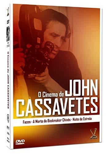 O Cinema De John Cassavetes - 3 Discos [DVD]