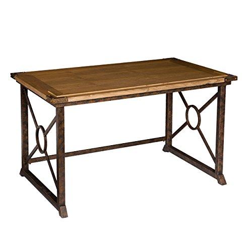 Knightley Tilt Oakwood Top Drafting Table