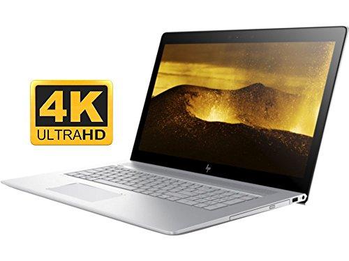 HP Envy 17t 17.3 inch UHD 4K Laptop PC (Intel 8th Gen Quad Core Processor, 16GB RAM, 1TB HDD, 17.3