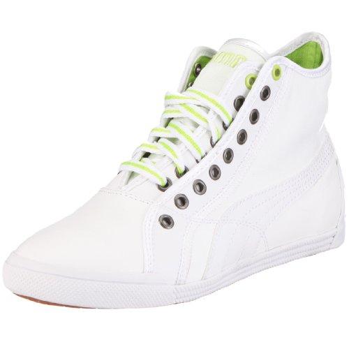 Puma 350728 06 Crete Mid L Mix Wn's, Damen Sneaker, Weiss (white), EU 38, (UK 5)