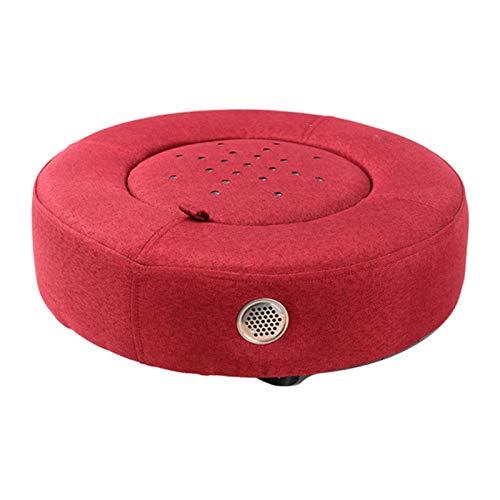 RONG HOME Haushaltsrauchlosen Moxibustion Kissen Passen Temperatur MOXIBustion-Stuhl, sogar Wärmeableitungen, um usw. von usw,Rot
