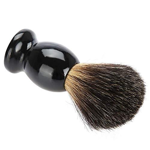シェービングブラシ 容 洗顔 髭剃り 泡立ち メンズ用