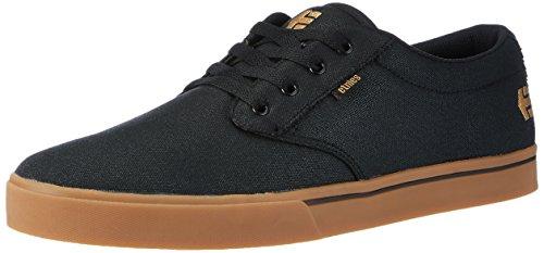 Etnies Herren Jameson 2 ECO Sneaker, Schwarz (Black/Bronze), 48 EU
