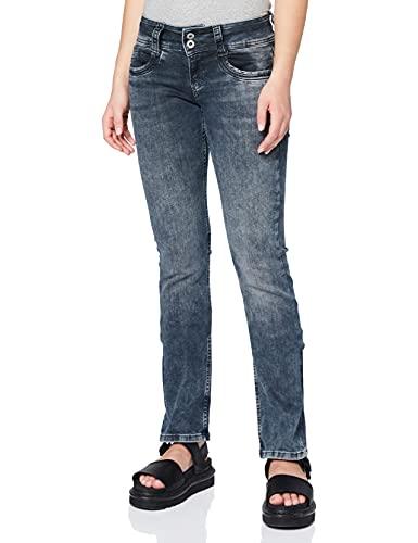 Pepe Jeans Gen Vaqueros, Denim WI4, 32W / 30L para Mujer