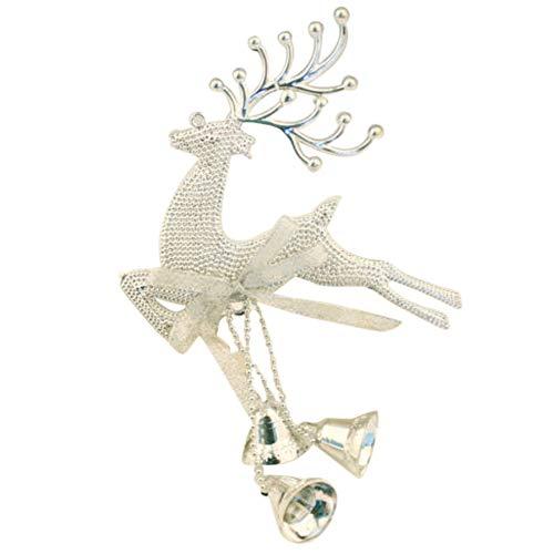 RENNICOCO - Adorno para árbol de Navidad, diseño de Ciervos