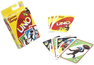 curious george uno