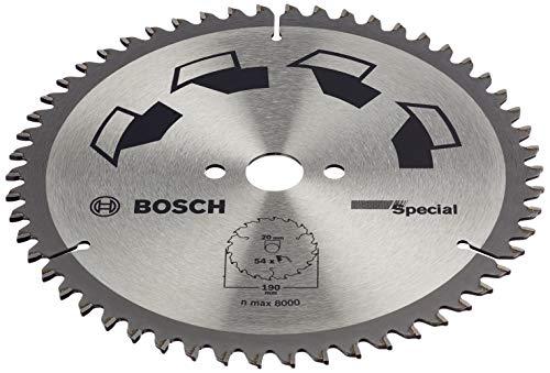 Bosch 2 609 256 891 - Hoja de sierra circular SPECIAL