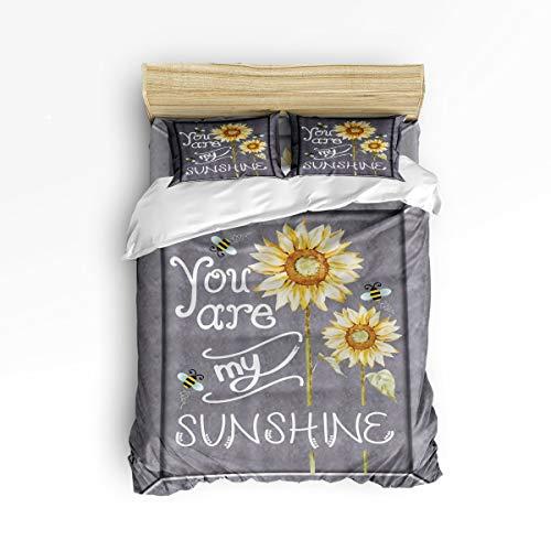 cutest flower print bedding sets
