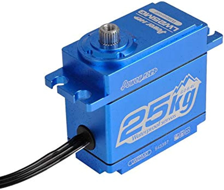 Power HD Wasserdichtes Digital Crawler Servo   LW25MG B07LFJTR1Z  Offizielle Webseite    | Feine Verarbeitung