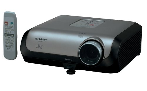 Sharp XR-20X Conference/Classroom Series LCD projector Beamer/2300 ANSI Lumen XGA (1024x768)