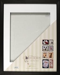 Timeless Frames 12x12 Inch Anna Memory Photo Frame, 2-Pack, Black