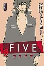 Five, tome 15 de Shiori Furukawa