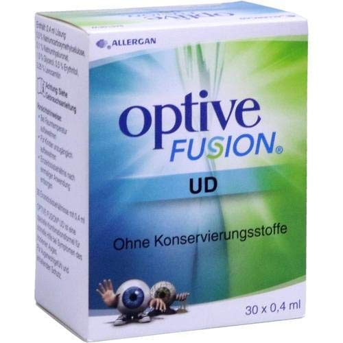 OPTIVE Fusion UD Augentropfen 30X0.4 ml
