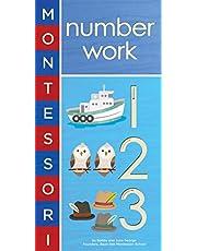Montessori: Number Work [Board book]