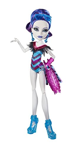 Mattel Monster High Strandparty Monsterfreundinnen Spectra Vondergeist Puppe