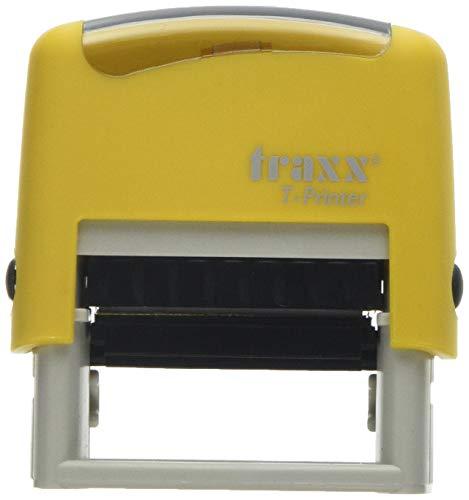 TRAXXT-Printer (ES) - Sello con texto COBRADO (0866)