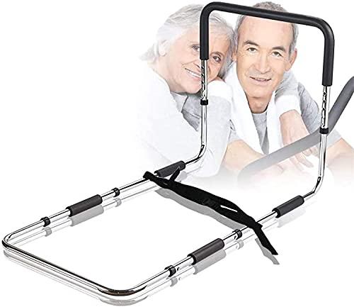 Bedhekken voor oudere volwassenen, verstelbare beugel voor seniorenbed Nachtkastje Extend-A-Rail L7d-401