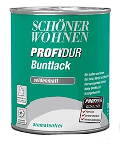 Schöner Wohnen Lack Farbe 375 ml Ral 3583 Malve aromatenfrei Bowatex