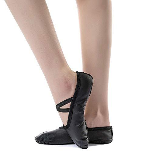 iMixCity Scarpette da Ballerina Scarpe da Ballo Mocassini Danza Classica Scarpe per Balletto...