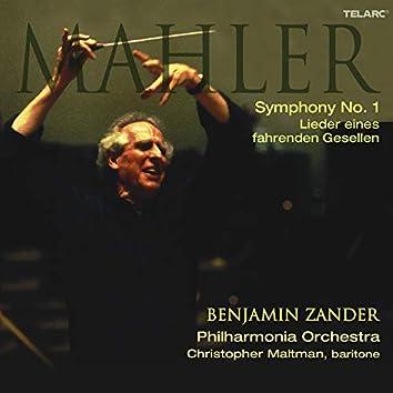 Mahler: Symphony No. 1 in D Major & Lieder eines fahrenden Gesellen