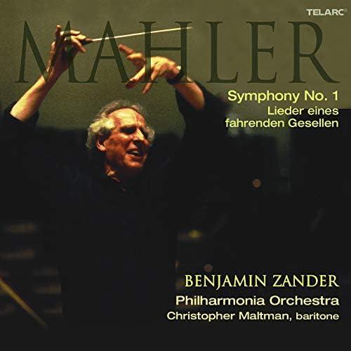 Benjamin Zander, Philharmonia Orchestra & Christopher Maltman