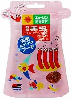 ヒカリ (Hikari) 乾燥 赤虫 5グラム (x 1)