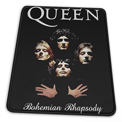 Queen Band Bohemian Rhapsody Freddie Mercury Mouse Pad