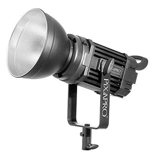 PIXAPRO LED100D MKII+ Iluminación Continua Luces Video 5500K Entrevista Pantalla Verde Cool...