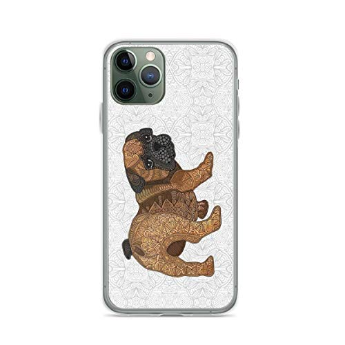 ARTASCT Phone Case Frenchie Puppy - Chop Compatible with iPhone 6 Plus / 6s Plus Drop Charm Tested