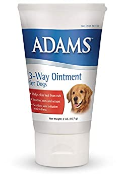 Adams 3 Way Ointment for Dogs 2 oz