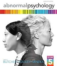 Abnormal Psychology (16th Edition)