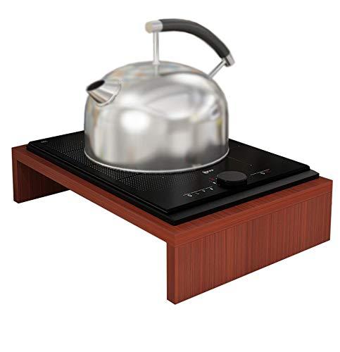 Couvercle de cuisinière à gaz Naturel, Support de cuisinière à Induction, Couverture de Plaque de Cuisson, Support d'ustensiles de Cuisine, Couleur: B
