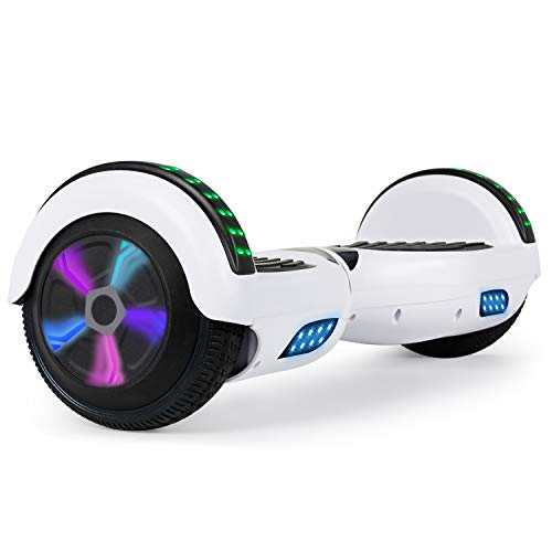 JOLEGE Hoverboard 6.5' Self Balancing Hover Board with...
