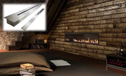chimenea de bioetanol calienta fabricante Vass Design Eco-Fireplaces