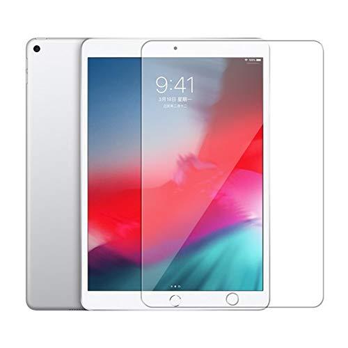 pe@mak Hartglas Hart Glas Folie Echt Glas Schutzfolie für iPad Air 3 10.5 Zoll Echtglas Tempered 9H