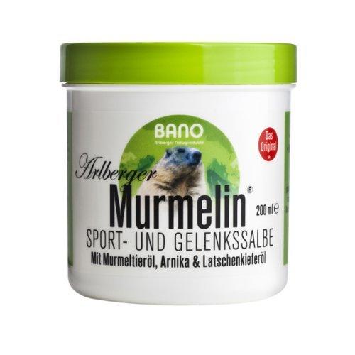 Bano Murmelin Murmeltiersalbe 200 ml