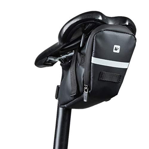 Bolsa Bicicleta Sillin Bolsa Sillin Bicicleta MontañA Ciclismo Bolsa Ciclismo Accesorios Topeak Bolso Accesorios Accesorios De Bicicleta Matte Black,Free Size