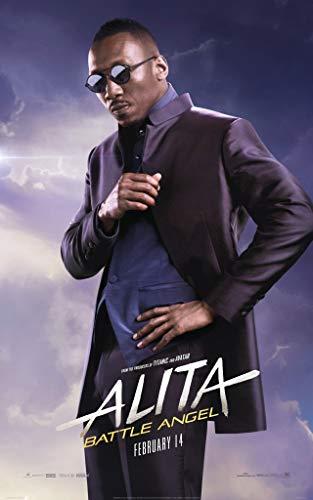 newhorizon Filmposter, Motiv Alita Battle Angel, 43 x 69 cm, Keine DVD
