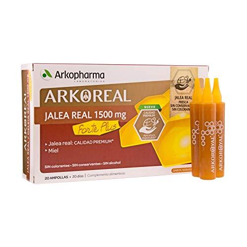 Arkopharma Complemento Alimenticio Forte Plus - 20 Cápsulas