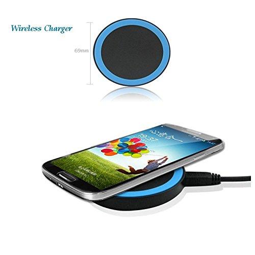 Almofada de alimentação de carregamento sem fio para telefone universal para carregador de celular sem fio