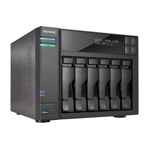 ASUSTOR NAS AS-606T HardDisk