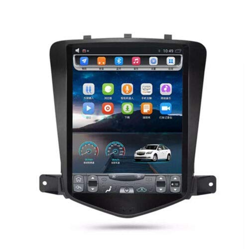 New 10.4'' Android 10.0 (2+32) G Car DVD Player GPS Navigation for Chevrolet Cruze 2010-2014 Ship from The U.S.