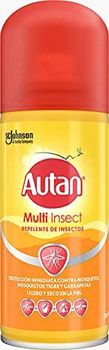 Autan Repelente Mosquitos en Spray Seco - 100 ml