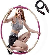 Smart Hula Hoop Hula Hoop Fitness Adult Hoopomania Hula Hoop Met 8 Knopen Afneembare Ontwerp Hula Hoop is geschikt for vol...