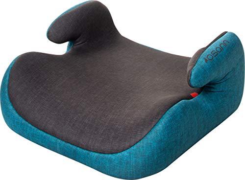 Osann Kindersitzerhöhung Hula Gruppe 2/3 (15-36 kg), Sitzerhöhung Kinder (Blue Melange)