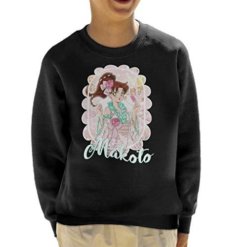 Zeeman Jupiter AKA Makoto Kino in Kimono Kid's Sweatshirt