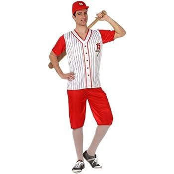 Disfraz de Árbitro de Béisbol para hombre M-L: Amazon.es: Ropa y ...